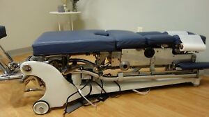 Chiropractic Table Zenith 440 Thompson Hi Lo Drop Table