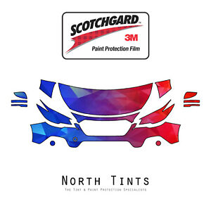 3m Scotchgard Precut Paint Protection Film Clear Bra For Subaru Outback 2018