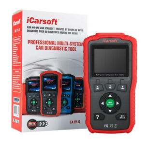 Icarsoft Fd Ii New Version Ford Holden Code Fault Erase Diagnostic Scan Tool