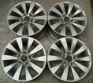 4 Bmw Styling 413 Alloy Wheels 6796240 7 5j X 17 Et37 3er F30 F31 4 F32 F33 New
