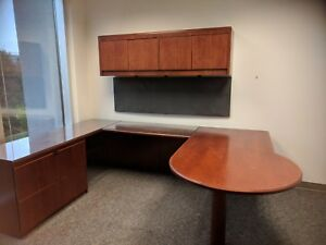 Office Furniture 6 Executive Desk Range From 400 500 Each see Picture