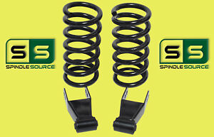 1997 2003 Ford F 150 F150 V6 2wd 2 2 Drop Lowering Kit Coils Shackles