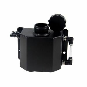 1000ml Aluminum Radiator Coolant Overflow Bottle Recovery Water Tank