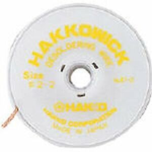 10pcs Desoldering Wire Hakko Wick 1 5mmx2m 87 2 Hakko Made In Japan