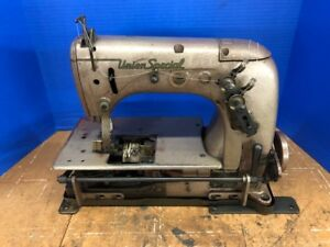 Union Special 51300 Single Needle Chainstitch Ruffling Sewing Machine Head Only
