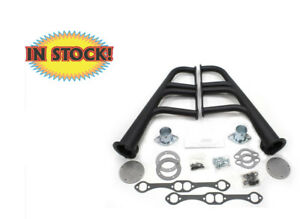 Patriot Exhaust H8040 Chevy Small Block Lakester Headers Plain