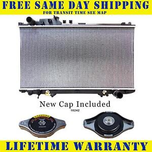 Radiator With Cap For Lexus Fits Sc430 4 3 V8 8cyl 2575wc