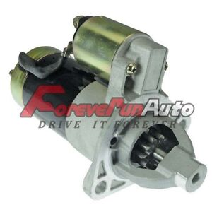 New Starter For Jeep Grand Cherokee 1993 1998 Wagoneer 1993 5 2l 17467
