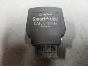 Agilent N2604a 100 Cat6 Channel Smart Probe For Wirescope 350 Framescope