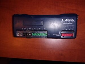 Siemens Md bm Md Bm Bacnet modbus Digital Energy Power Meter 0030