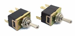 New Snow Plow Angle Lift Toggle Switch For Meyer E47 E57 E60 Powerpack