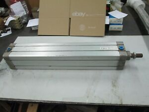 Pneumatica Aluminum Pneumatic Cylinder 1 2 Fnpt Connections Travel 22 used