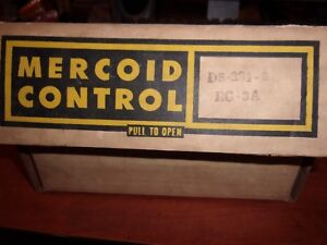 New Mercoid Control Ds 231 3 R 3a Pressure Switch 0036
