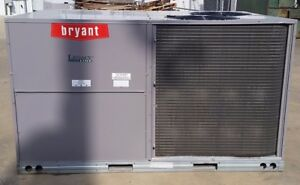 Bryant 10 Ton Gas Heating electric Cooling Packaged Unit 5801je12a1180a2a0aaa