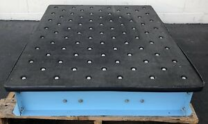 Ball Roller 48 X 36 X 7 1 2 Table Industrial Laboratory Warehouse
