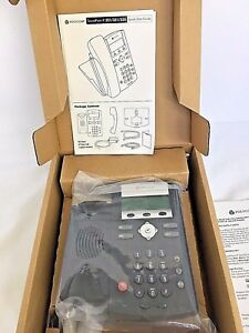 Polycom Soundpoint Ip335 Telephone new In Box