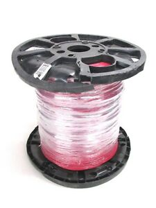 New Southwire 2 500 Ft Stranded Building Wire With Thhn Wire Type 14 Awg Red
