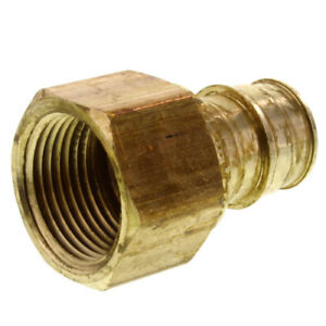 Retails 2 Expander Propex X 2 Npt Lead Free Brass Female Adapter
