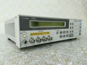 Hp Agilent Keysight 4263b Lcr Meter 100hz To 100khz Rpg Tested