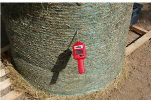 Wile 27 For Hay Straw And Silage Straw Moisture Meter Baler Silage Bales