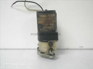 Mc41e1 Humphrey Mini myte Solenoid Valve 24vdc 8 5w 0 100 Psi used And Tested