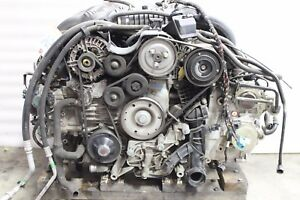 Porsche 987 Boxster Complete Engine Motor 3 2 3 2l 47 168 Miles M96 26 Ims Video