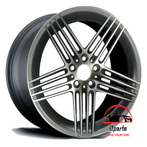 Bmw Alpina B7 2011 2012 2013 2014 2015 19 Factory Original Front Wheel Rim