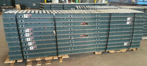 23 W X 10 L Gravity Roller Conveyor hk