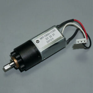 Dc 12v 3 5rpm Low Speed Reversible High Torque Metal Turbo Worm 370 Geared Motor