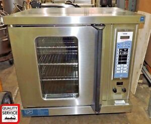 Duke 5 9 e3zz Commercial Half Size Electric Convection Oven