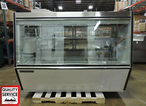 Master bilt Cfm 74 Commercial Refrigerated Deli Display Merchandiser