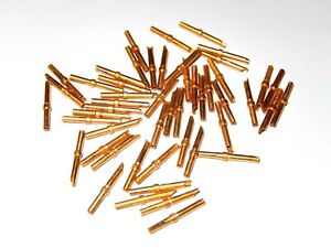 Gold Plated Pins For Nixie Tubes In18 In15 In12 In4 Z566m Z1040 50pcs