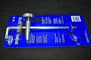 Marshalltown 29 Drywall Circle Cutters Cut Up To 16 Made In Usa Old Stock