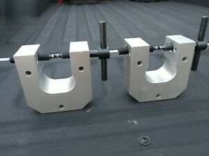 Tensile Strength Testing Clamps Set Universal type Mounting
