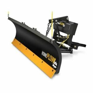 Meyer 26500 Home Plow 90 Power Angle Full Hydraulic Snow Plow