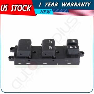 Master Power Window Switch Driver Side Front Lh For 2007 2012 Nissan Pathfinder