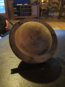 Original Cast Iron Ball Muffler For Hit Amd Miss Engine