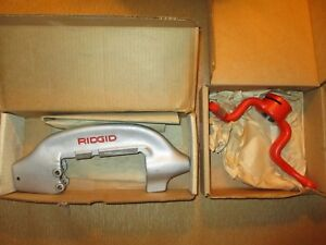 New Ridgid 535 Threader Cutter Frame Reamer Arm 43040 43230