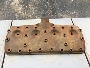 Model A T Ford Flathead Cylinder Engine Original Hot Rat Rod 1920s 1930s 40s