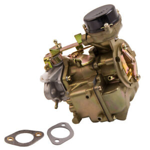 Carburettor Fit Ford Yf For Carter Type 240 250 300 6 Cil 75 82 1 Barrel Tct