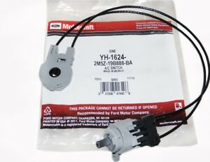 New Genuine Oe Motorcraft Hvac Heater Valve Control Switch Yh1624 2m5z 19b888 ba