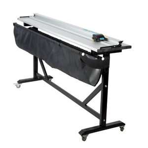 40 Paper Trimmer Cutter Machine With Support Stand Large Format