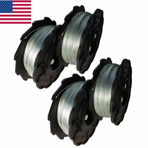 50 Rolls Coils Rebar Tie Wire Tw897 Compatible To Max Rb392 395 397 515 213 215