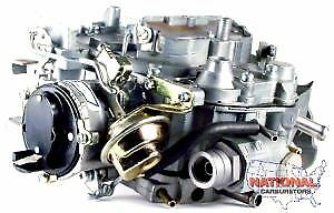 Rebuilt Rochester Carburetor Fits 1985 91 Chevy Hv Duty 1 Ton Truck W 350 Eng