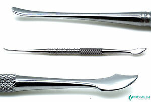 Dental Zahle Spatula Mixing Lab Restorative Double Ended Instruments