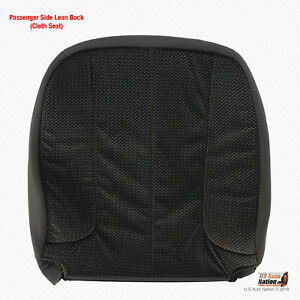 2004 Dodge Ram 1500 2500 3500 Slt Passenger Lean Back Dark Gray Cloth Cover