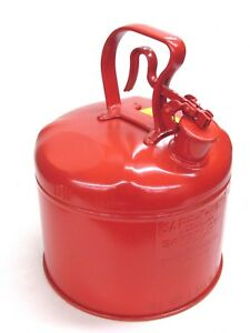 New Safeway Products Safe t way 3 gallon Safety Gas Can No 103