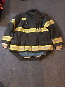 Morning Pride Bunker Gear Jacket Fdny Style Size 46