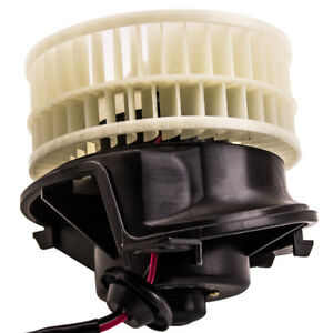 Front A C Ac Heater Blower Motor W Fan Cage New For Chrysler Dodge 2001 2007