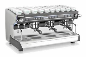 Rancilio Classe 9 Usb Automatic 3 Group Commercial Espresso Machine